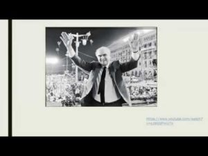 """Eirini Karamouzi, """"Troublemaker or Peacemaker? Andreas Papandreou, the policy of peace and the Cold War"""""""
