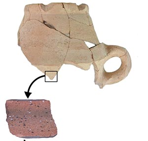 Punic amphoras in Classical Corinth
