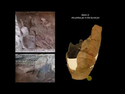 """Stella Katsarou and Andreas Darlas, """"New evidence on Neolithic burial and occupation practices in the coastal caves of the Mani, Laconia"""""""