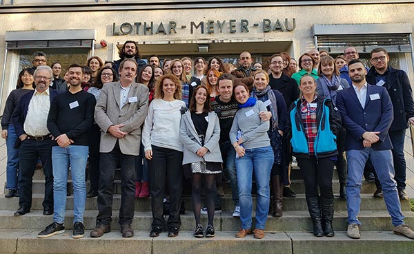 The Ceramic Petrology Group meeting, 2018 – Tübingen