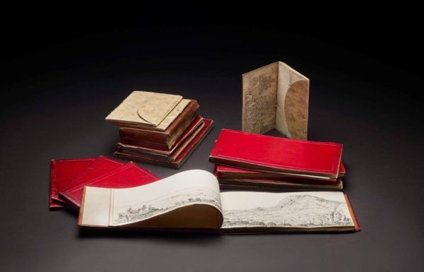 Sketchbooks and journals from the Ionian Mission © Trustees of the British Museum