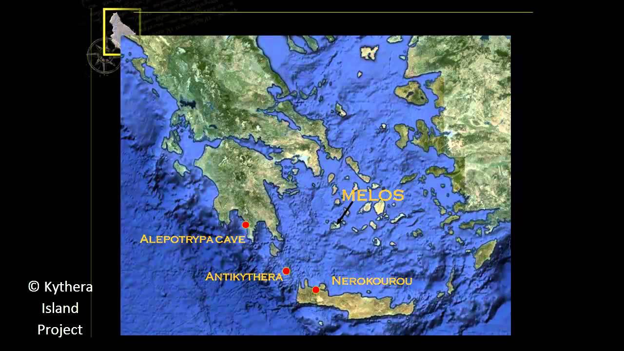 "Evangelia Kiriatzi, ""Voyage to Kythera: surveying the island's past, 1998-2010"""