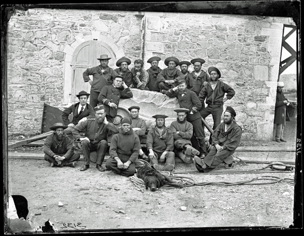 J.T. Wood's Ephesus through the lens of Corporal J. Trotman: Archive Images in the BSA SPHS Collection