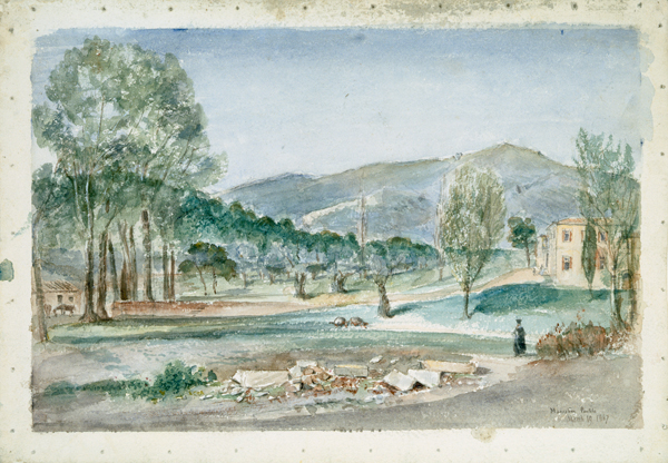 Emily Penrose's Diary: British School at Athens in 1887