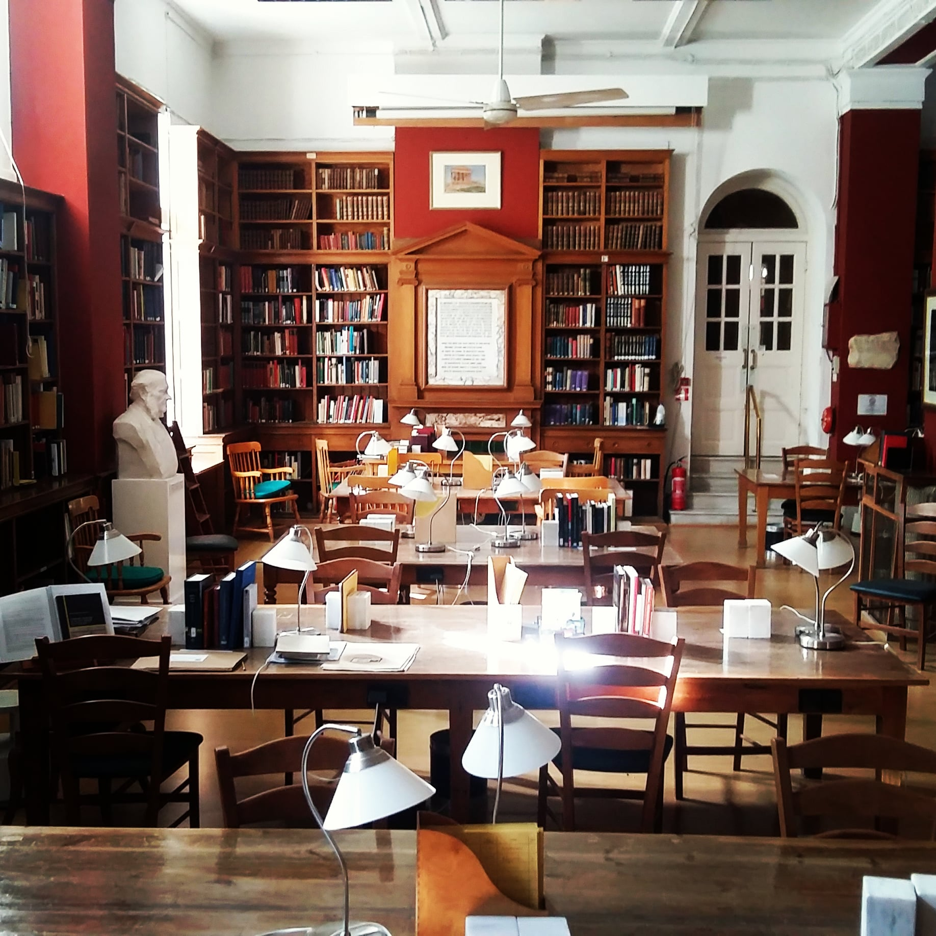 Library Closure, 14–20 September