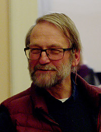 John James Coulton (24 February 1940 – 1 August 2020)