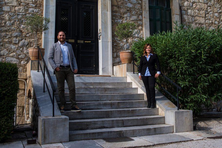 BSA School Students 2020-21, Matteo Randazzo and Rossana Valente