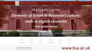 "Judith Herrin, ""Elements of Greek in Ravenna's culture: sixth to eighth centuries"""