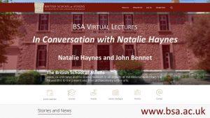 In Conversation with Natalie Haynes