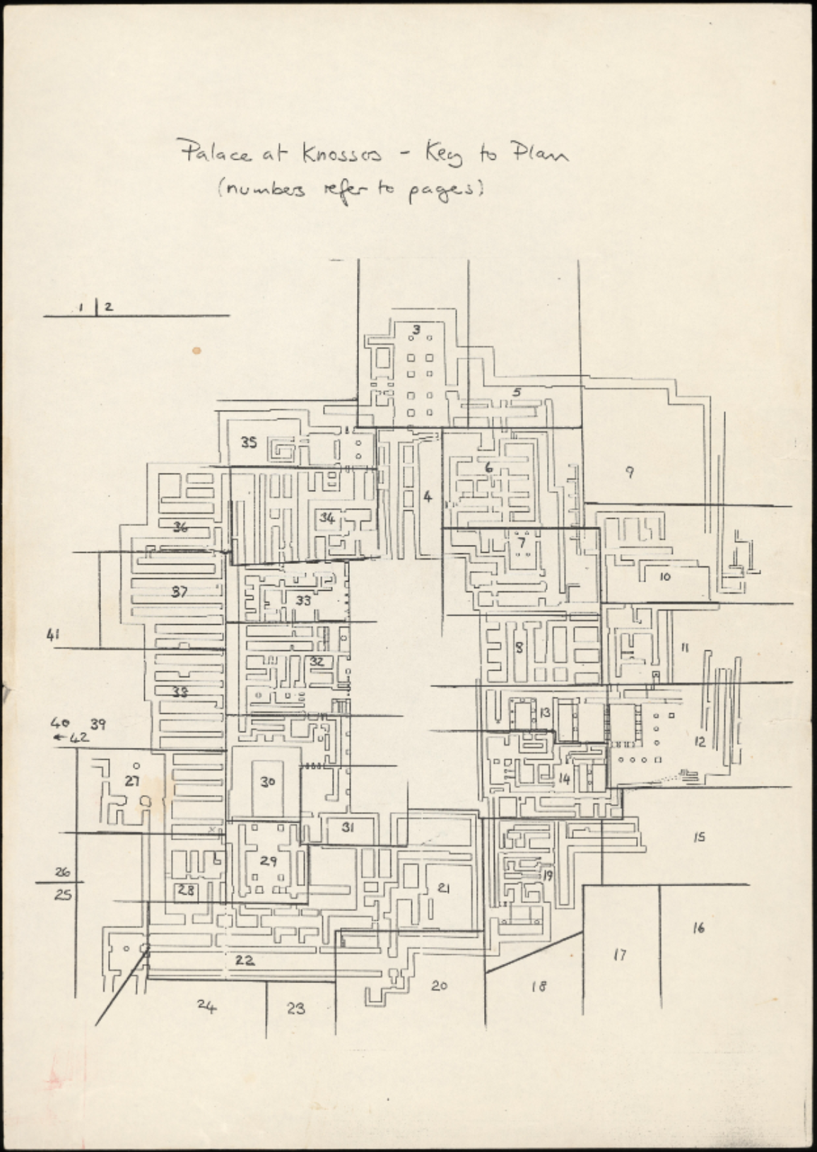 Knossos Archival Material on Digital Collections